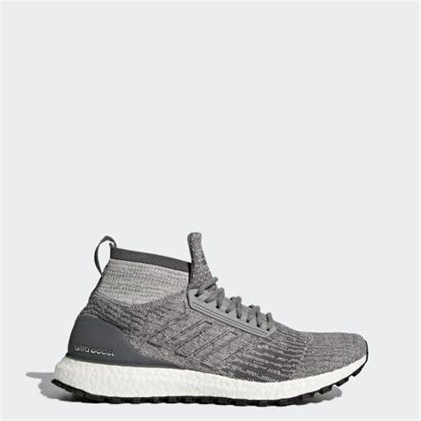 adidas ultraboost  terrain shoes grey adidas