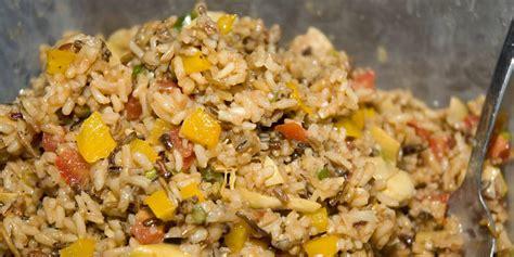 recette salade de riz facile jeux 2 cuisine