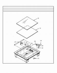 Light Table Assembly Maintenance Instructions  Cont