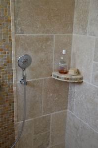 Etagere Dans La Douche : photos de vos salles de bain une fois termin es 1335 ~ Edinachiropracticcenter.com Idées de Décoration