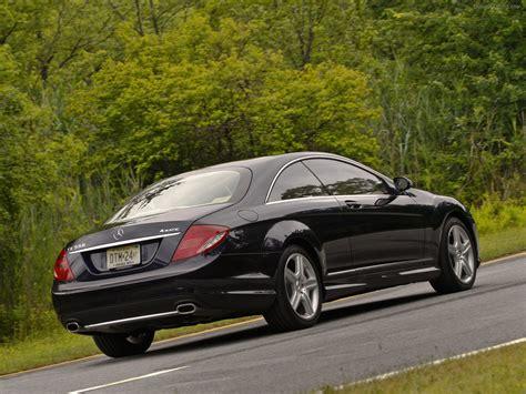 2009 Mercedes Benz Cl550 4matic Exotic Car Image 10 Of 26