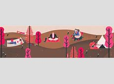 Google Goals Owen Davey Illustration