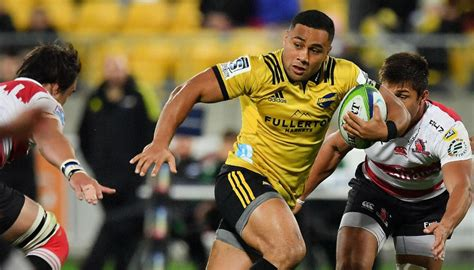 happened super rugby hurricanes  lions newshub
