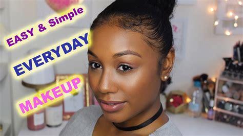 Beginner Friendly, Simple & Easy Everyday Makeup Tutorial