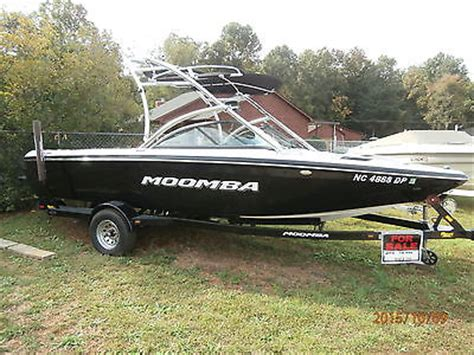 Used Moomba Boat Values by 2008 Moomba Mobius For Sale In Chapin South Carolina Usa