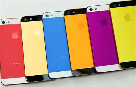 iphone 5 s colors el iphone 5s se presentar 237 a en junio para venderse en