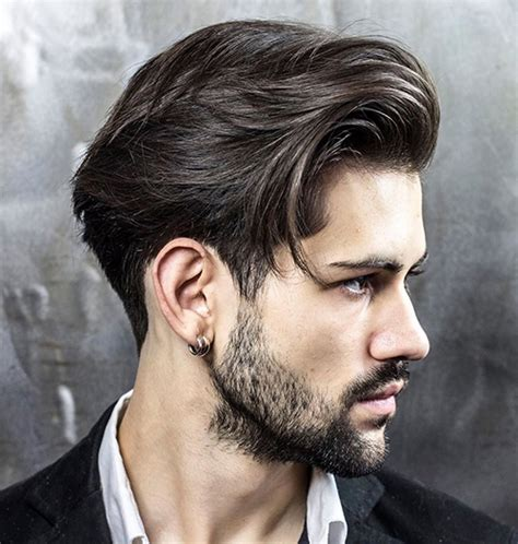 Hairstyles for Medium Length Hair Men