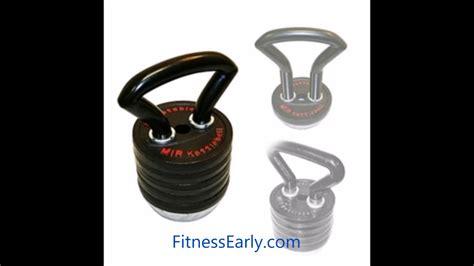 adjustable kettlebells fitness