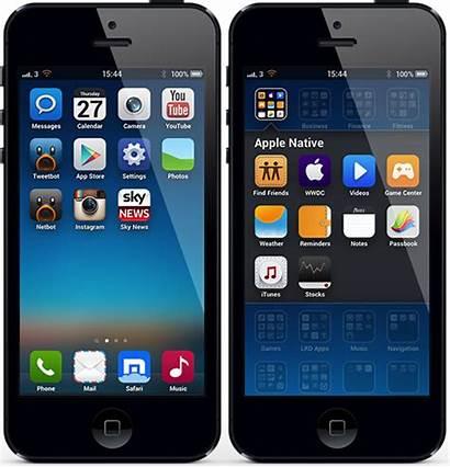Miui Iphone Theme V5 4s Pie