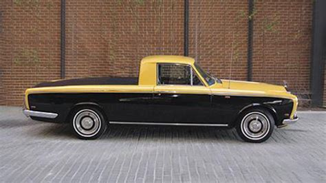 1969 Rolls-royce Silver Shadow Truck For