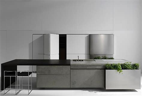 Concrete Kitchens by Steininger   Designer Homes