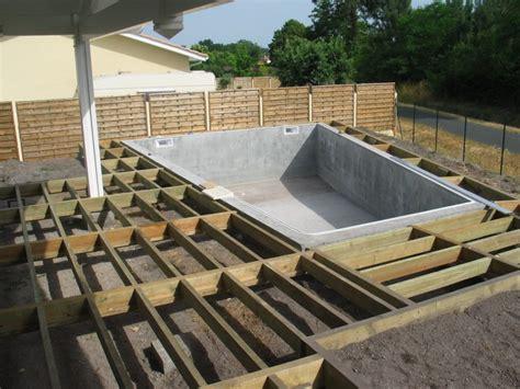 superbe lame de terrasse composite pas cher 2 nivrem terrasse bois autour piscine hors sol