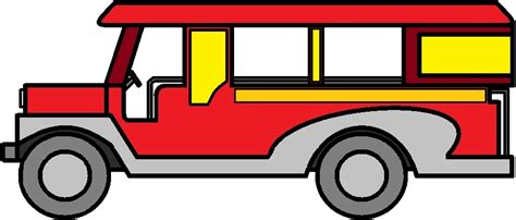 philippines jeepney vector image gallery jeepney clip art