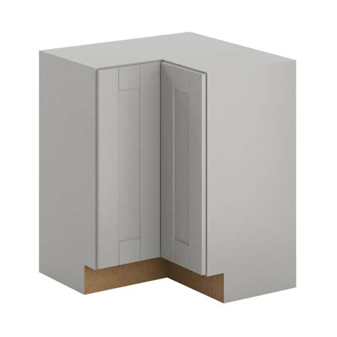 home depot unfinished cabinets lazy susan 28 375x34 5x16 5 in lazy susan corner base cabinet in