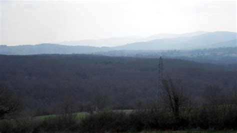 panoramio photo of les monts du lyonnais depuis la tour de salvagny