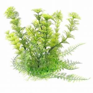 Plante D Intérieur Haute : plante d 39 aquarium en plastique herbe 6 7 de haute ~ Premium-room.com Idées de Décoration