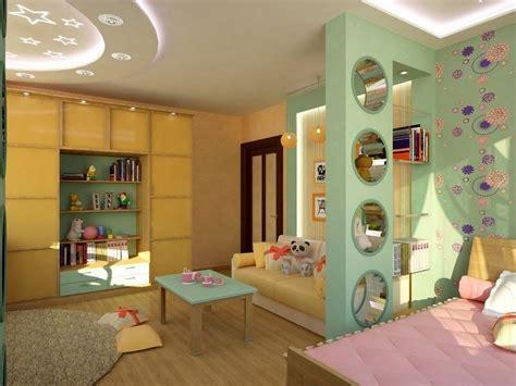 Kinderzimmer Abtrennen Ideen by Camerette Per Bambini In Cartongesso Soluzioni Colorate E