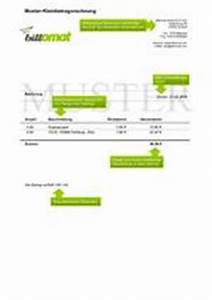 Anforderung An Eine Rechnung : gesetzliche pflichtangaben auf rechnungen billomat ~ Themetempest.com Abrechnung