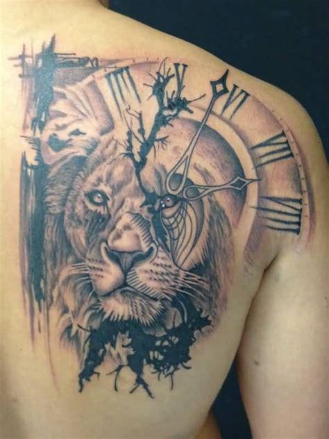 lion tattoo design ideas  askideas