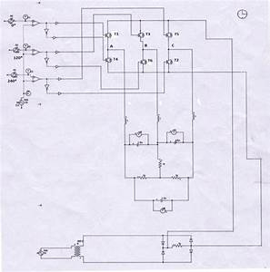 Circuit Diagram Of Pwm Inverter Section