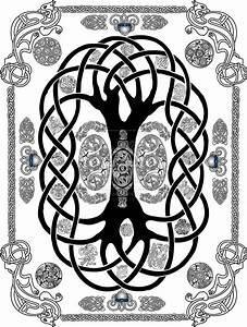 Yggdrasil | Inkspiration | Pinterest | Art