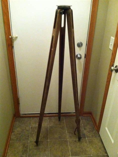 wood surveyors tripod for sale classifieds
