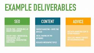 mint twist digital marketing services With marketing deliverables template