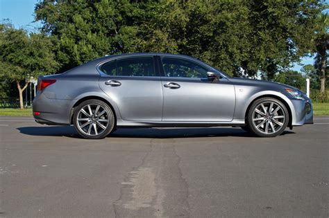 2018 Lexus Gs 350 F Sport Driven Picture 573510 Car