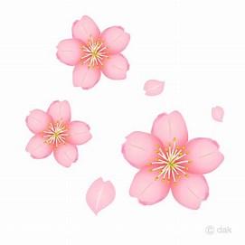 桜イラスト無料 に対する画像結果