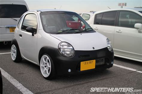 Suzuki Small Cars by Tokyo Parking Salon Cool Cars Motorcycles Kei Car