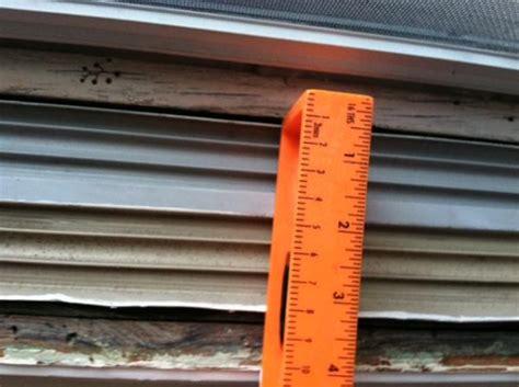 double hung windows  aluminum tracks broken springs doityourselfcom community forums