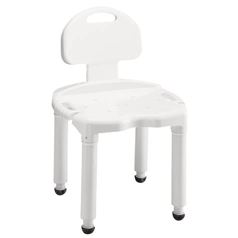 shower seats for elderly carex bath seat and shower chair with back for seniors