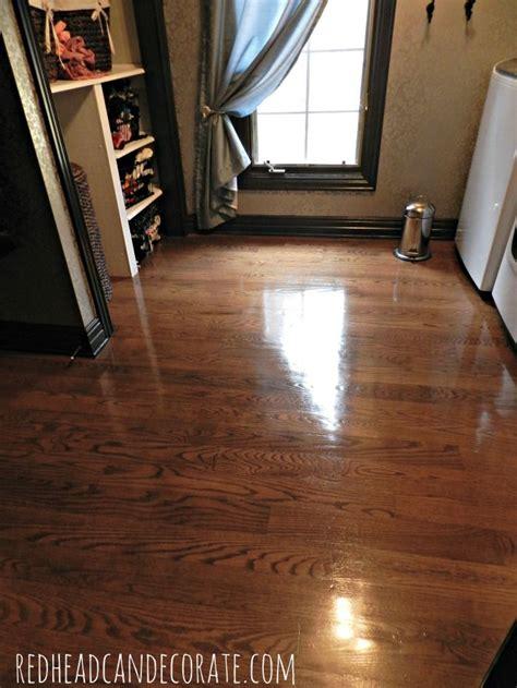 sandless floor refinishing diy pin by julie redheadcandecorate on diy boards