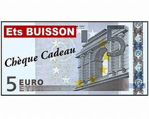 Cadeau 5 Euros : ch que cadeau de 5 euros ~ Teatrodelosmanantiales.com Idées de Décoration