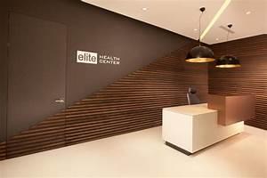 Miami modern scandinavian medical office dkor interiors for Interior design doctor s office