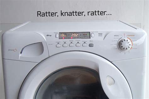Wie Lange Kann Wäsche In Der Waschmaschine Lassen by Die Waschmaschine Rattert Beim Schleudern Anleitung