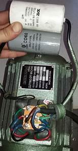 Capacitor Motor Wiring Diagram