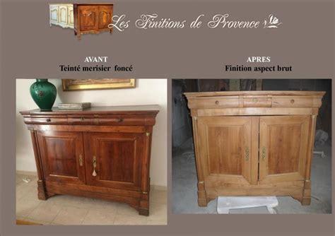 renover une cuisine rustique meuble ancien relooké aspect brut bois clair finition