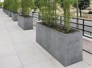 Bac Rectangulaire Pour Bambou : bacs fleurs et jardini res tous les fournisseurs ~ Nature-et-papiers.com Idées de Décoration