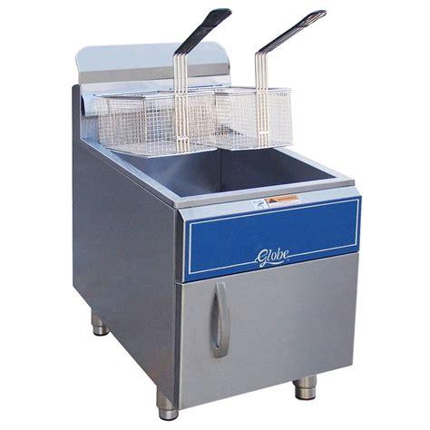 Countertop Fryers by Globe Gf30pg 30 Lb Liquid Propane Countertop Fryer