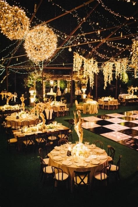 picture of bel air estate wedding lighting weddings and receptions small wedding