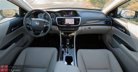 honda accord sedan review quintessential family