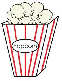 Popcorn Clip Art Free