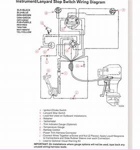 What Is The Wiring Diagram For A 1983 Champion 150 H P Mercury Ignition Switch  Please Help