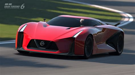 Nissan 2020 Vision Gt by New Screenshots Of Nissan Concept 2020 In Gt6
