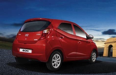 hyundai eon  compact car debuts  india