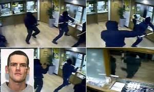Masked robbery Derbyshire: Dramatic moment three masked ...