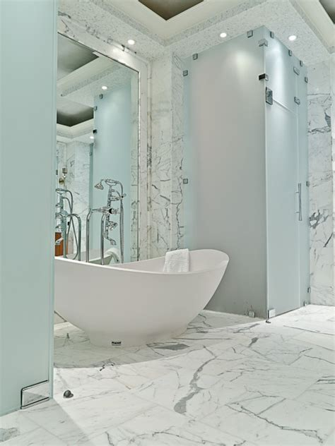 luxurious marble bathroom designs digsdigs