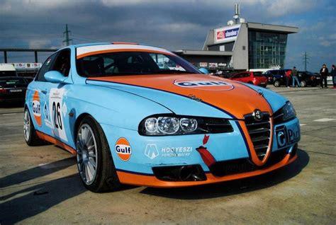 The side of the car reads doom: Alfa romeo 156 | Alfas, Autos