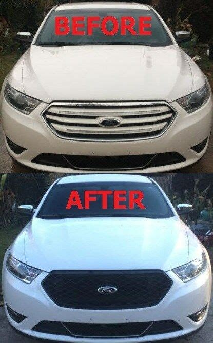 oem   ford taurus se sel limited front